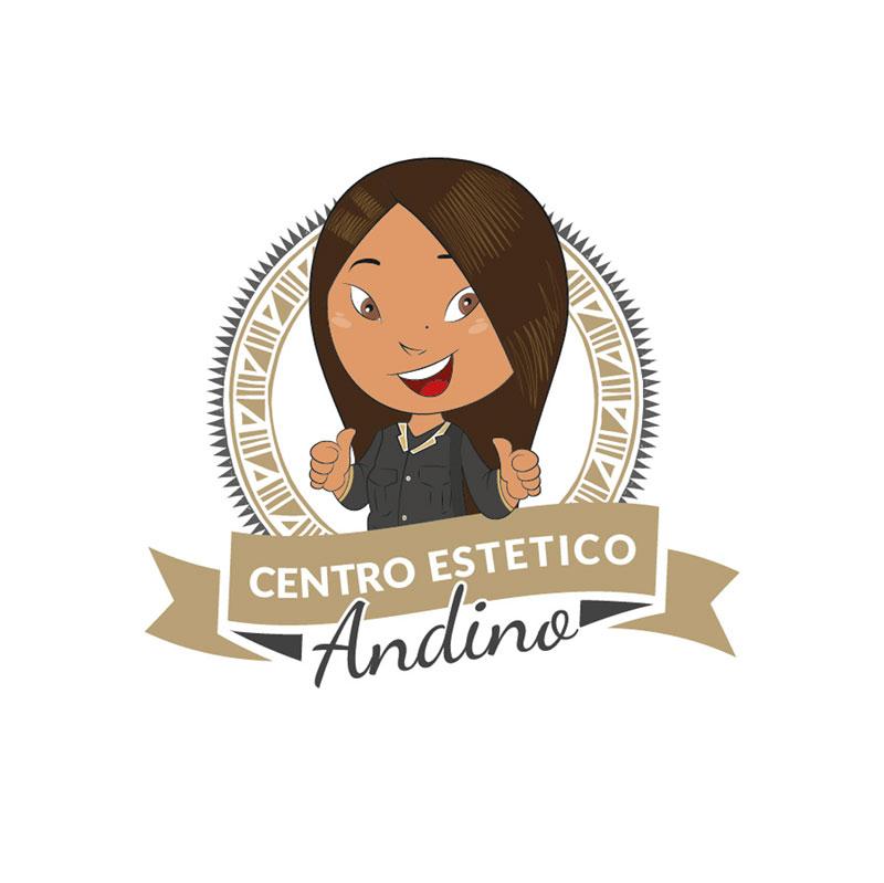 logo centro estetico Andina